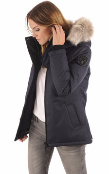Parka Lindsay Bleu Nuit
