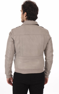 Blouson Atlantis Collector PAF Gris