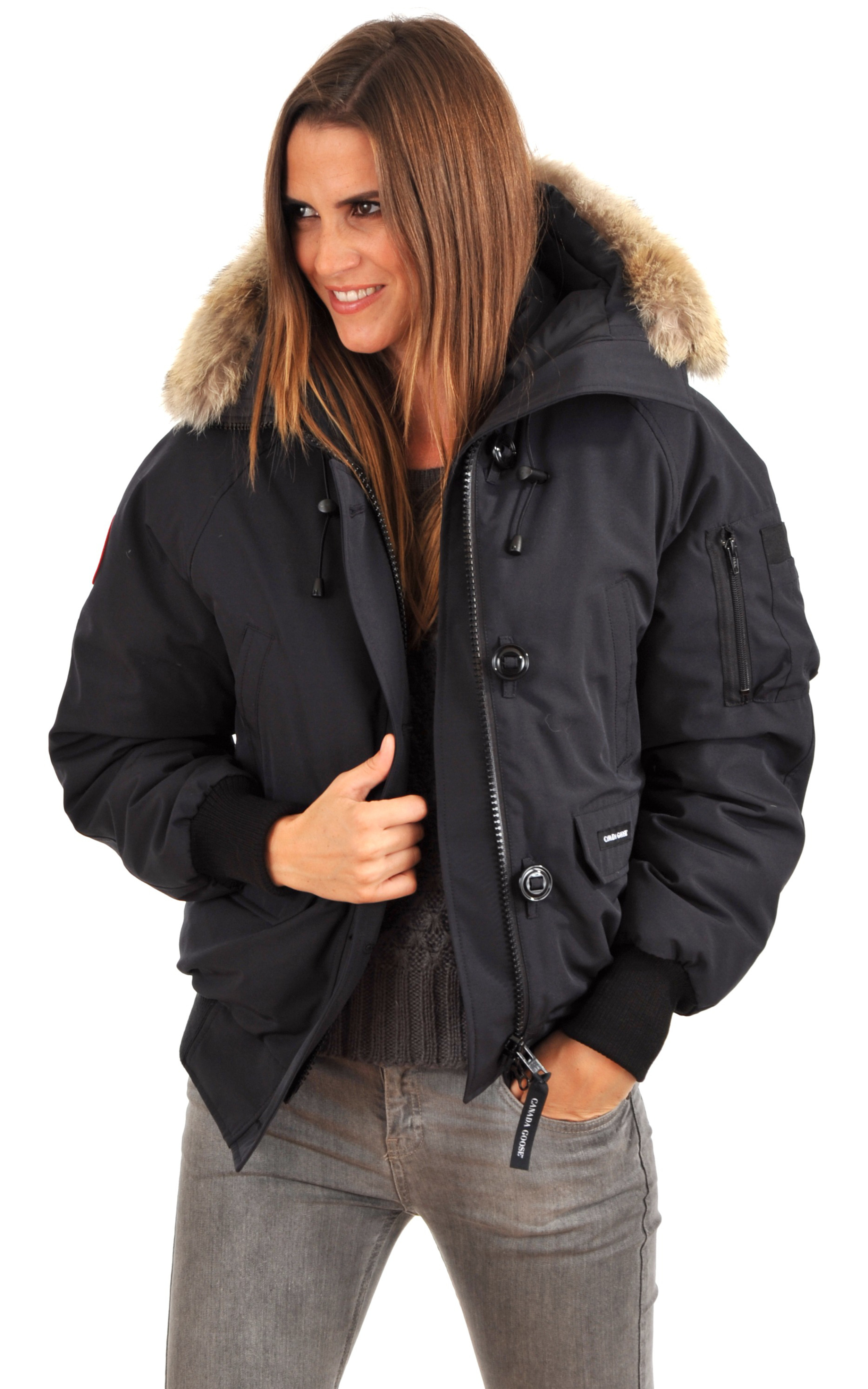 blouson canada goose canada goose veste homme. Black Bedroom Furniture Sets. Home Design Ideas