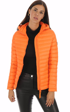 Doudoune fine Francine orange