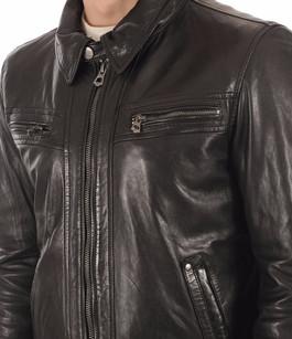 Blouson Homme Noir Daytona 73