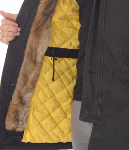 Parka St Moritz 514 noire homme Blonde n°8
