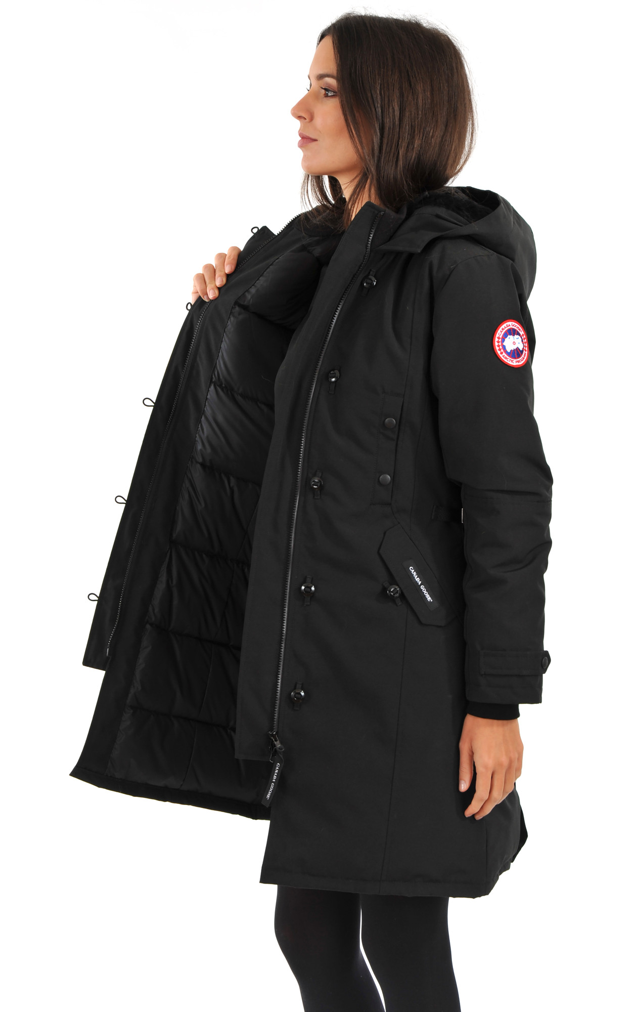 Marque manteau femme canada