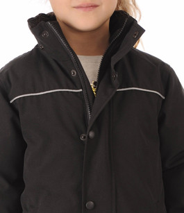 Combinaison Grizzly Snowsuit Noire Canada Goose