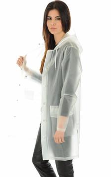 Rains - Imperméable transparent femme