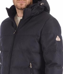 Doudoune Spoutnic Jacket Bleu Marine Pyrenex