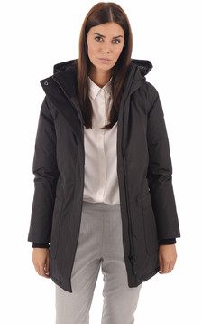 Parka Emily noire1