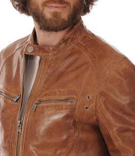 Blouson Dustin Cognac Daytona 73