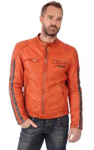 Blouson Rossi Orange1