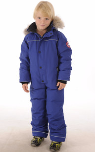 Combinaison Grizzly Snowsuit Bleu Pacifique Canada Goose