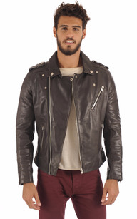Perfecto Cuir Vachette Homme1