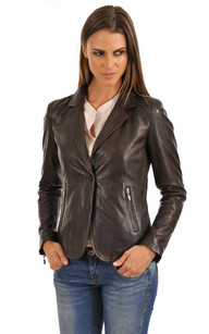 Blazer Naomy Marron