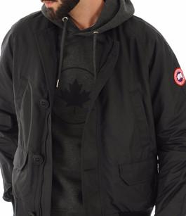 Blouson Faber Bomber noir Canada Goose