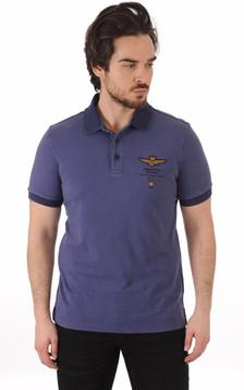 Polo Bleu Comando Squadra Aerea