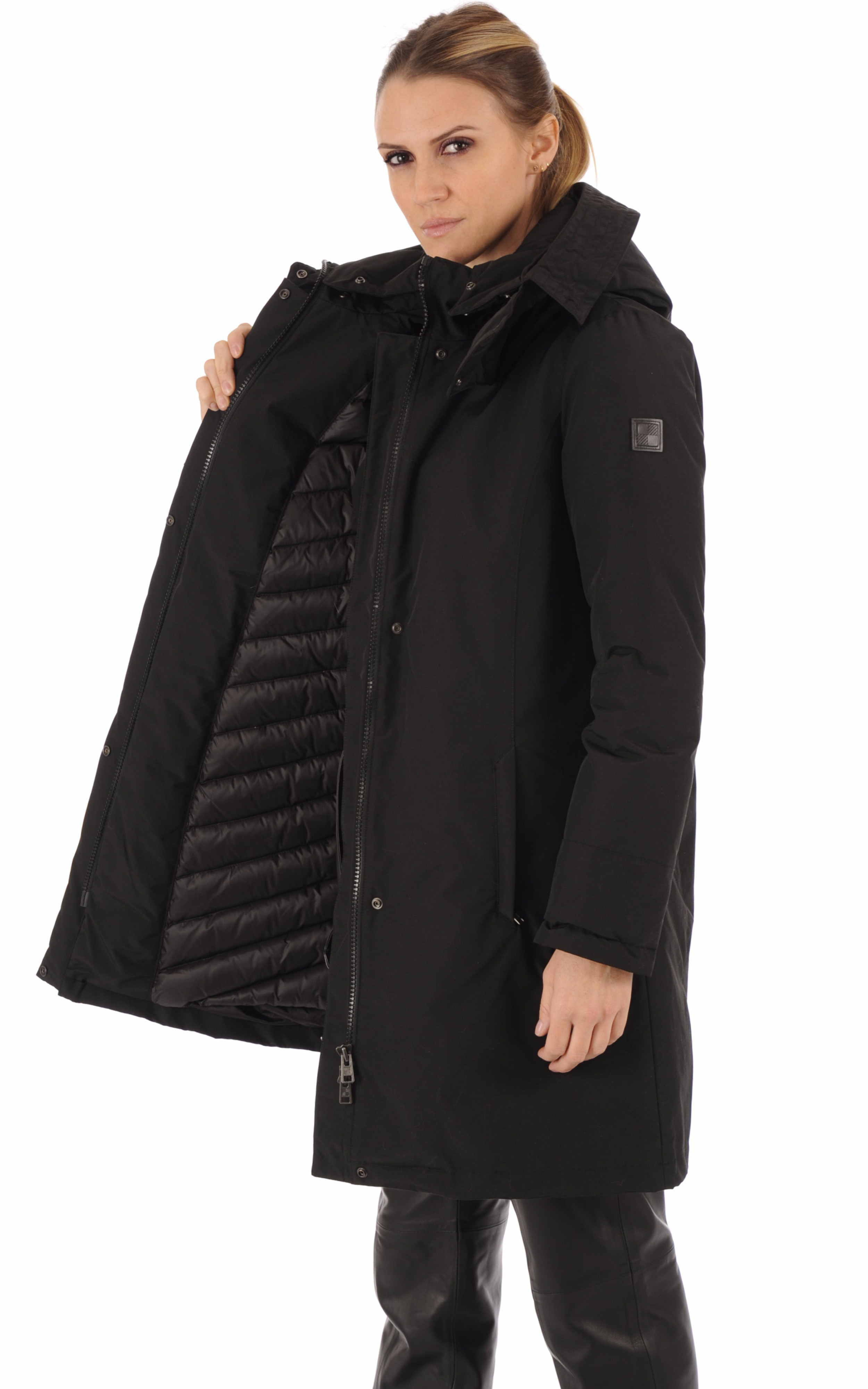 Parka W'S Bow Bridge Woolrich