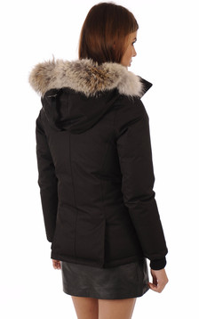 Parka Lindsay noire