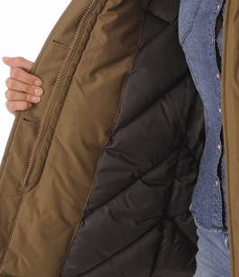 Parka W'S Artic Taupe Woolrich