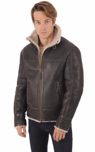 Collection cuir homme grande taille : blouson, veste, ou 34