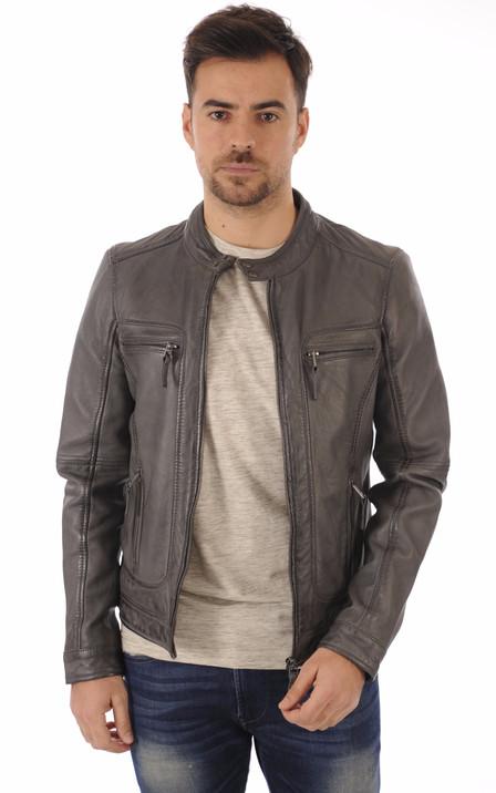428615239a447 Oakwood Homme | Blouson cuir, veste en cuir Oakwood - La Canadienne