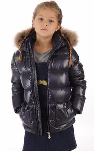 Doudoune Authentic Jacket Amiral Fille1