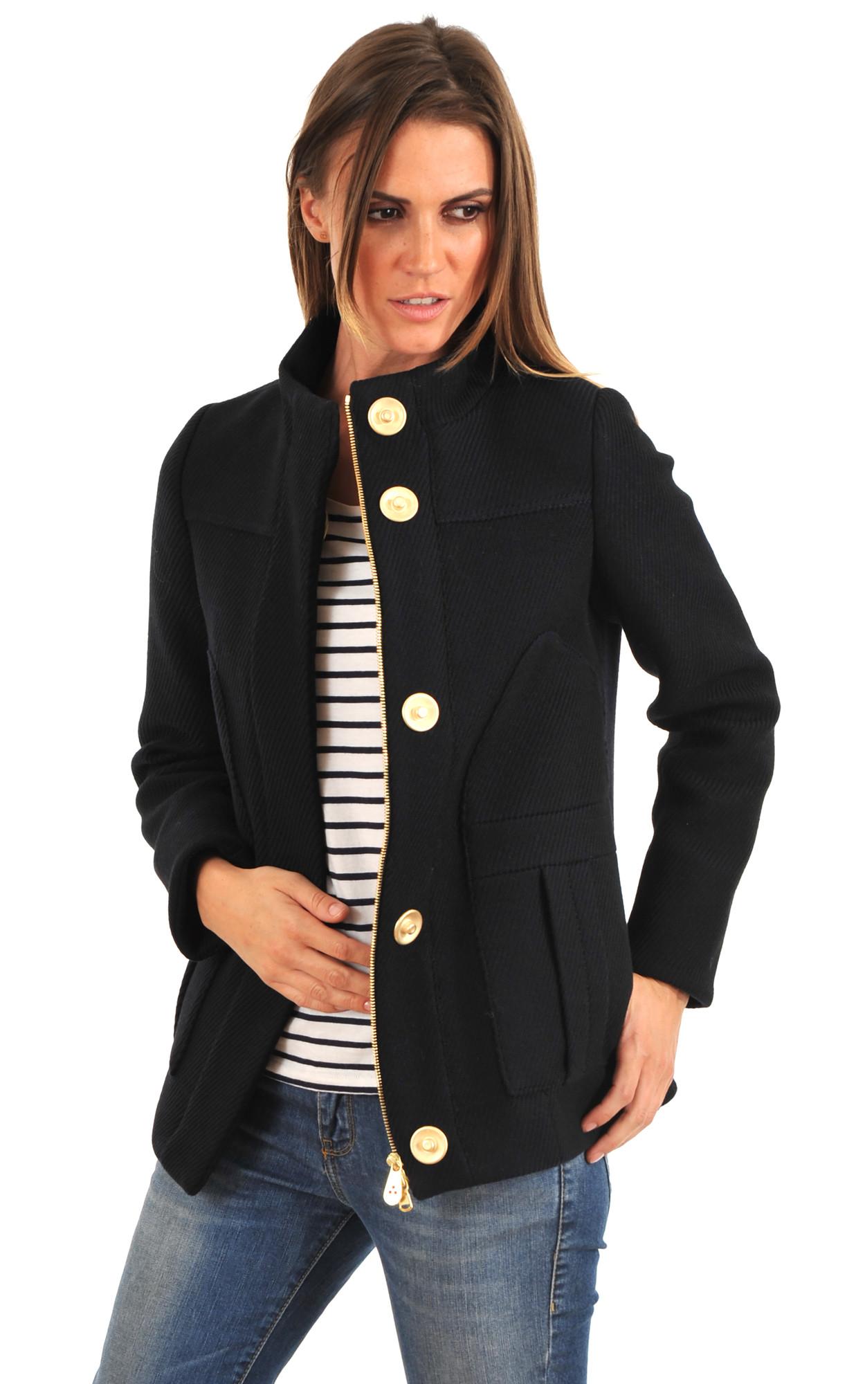 Doudoune Textile Femme1