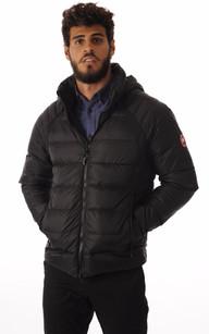 Doudoune Hybridge Base Jacket Noir1
