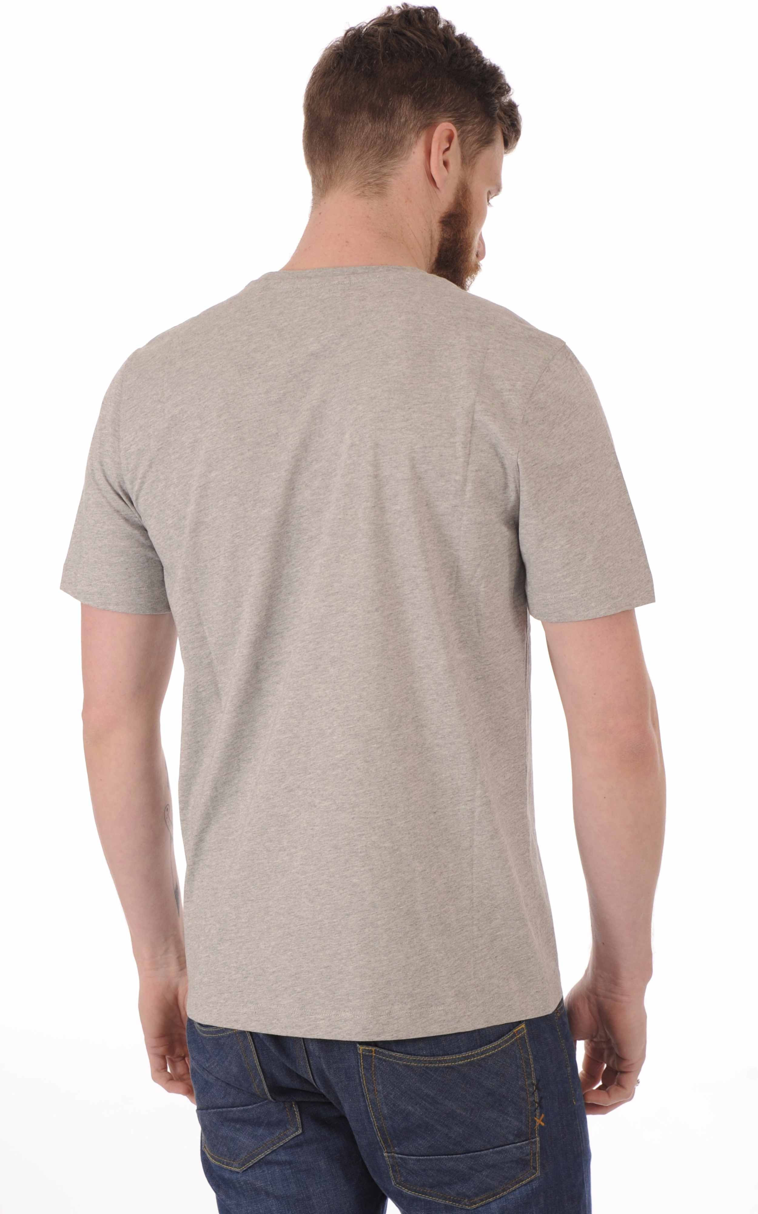 T-shirt 1923 Gris Aeronautica Militare