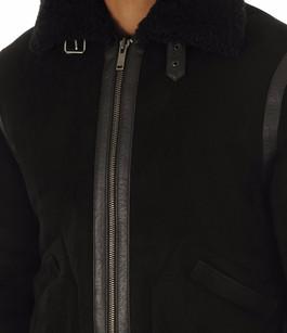 Bombardier en mouton noir Serge Pariente