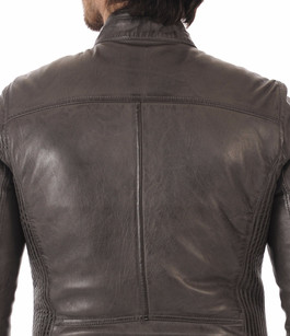 Blouson Lynch Anthracite Redskins