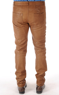Pantalon Stretch Camel Homme