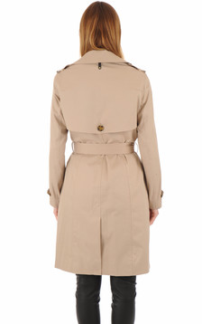 Trench Odel beige