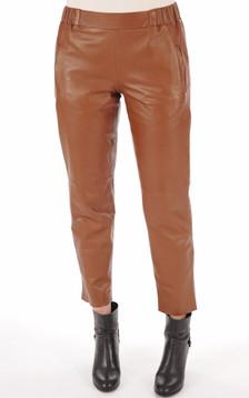 Pantalon  esprit chino caramel1