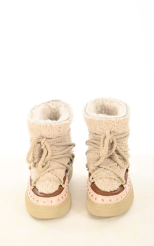 Boots Curly rock sand