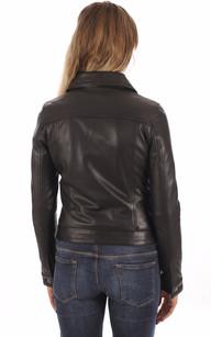 Blouson Femme Jeans Girl Noir
