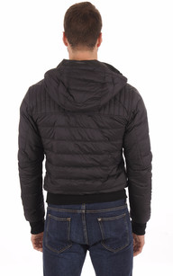 Doudoune Cabri Hoody Black Waterproof