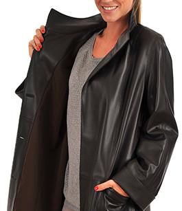 Manteau canada pour femme