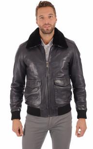 Blousons cuir, vestes et pantalons homme Daytona, Serge