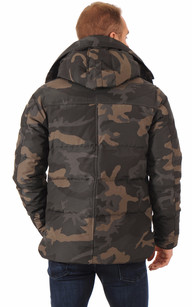 Parka Mac Millan Military