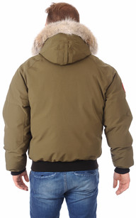 Doudoune Chilliwack Military Green Homme