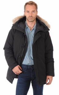Parka The Chateau Black1