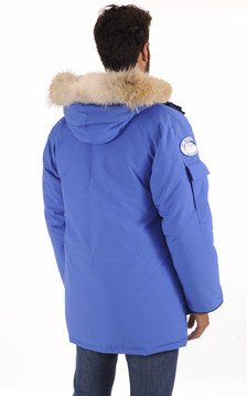 Parka Expedition PBI blue